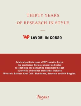 Thirty Years of Research in Style: WP Lavori in Corso WP Lavori in Corso