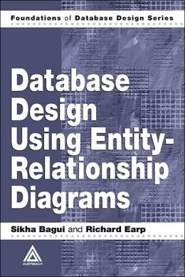 database design using entity relationship diagrams second edition pdf