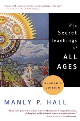 Manly p hall books the secret teachings of all ages