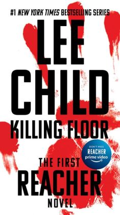 Killing Floor Jack Reacher Series 1 By Lee Child