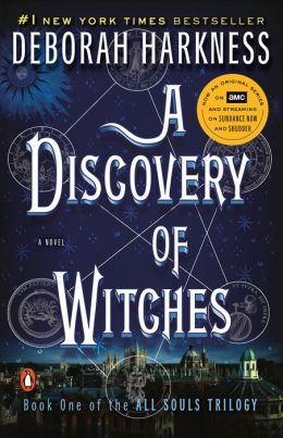 Discovery of witches trilogy books