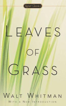 leaves of grass walt whitman - photo #19