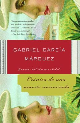 Characters of chronicles of a death foretold n gabriel garcia marquez essay