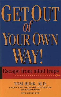 Get out of your own way book