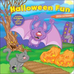 Little Scribbles: Halloween Fun Steve Harpster