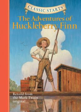 The Adventures of Huckleberry Finn Questions and Answers