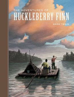 The adventures of huckleberry finn as