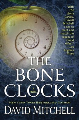 The Bone Clocks by David Mitchell | 9781410476012 ...