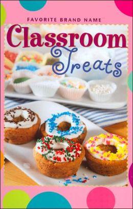 Favorite Brand Name Classroom Treats Publications International