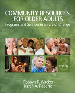 Community Resources for Older Adults: Programs and ...