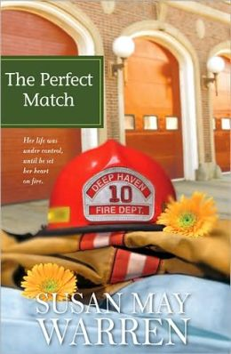 The Perfect Match By Susan May Warren 9781414313856 border=