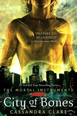 Books in the city of bones series