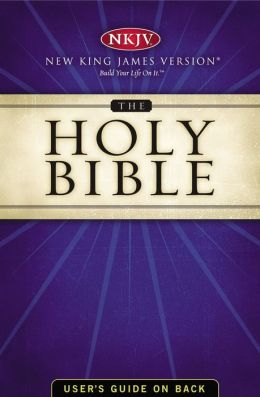 The Holy Bible: King James Version Thomas Nelson