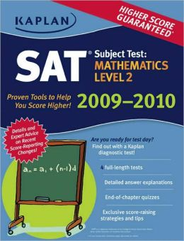 ANSWERS TEST WITH MATH PRACTICE SAT
