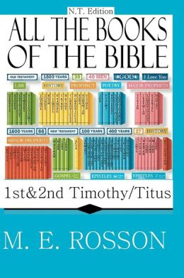 The books in the bible list