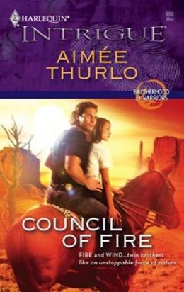 Council Of Fire (Harlequin Intrigue) Aimee Thurlo