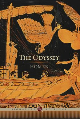 The Odyssey Barnes Amp Noble Signature Editions By Homer