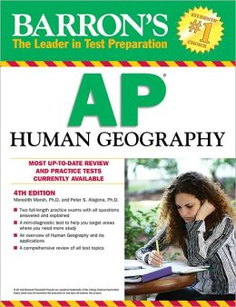 Human geography ap textbook pdf