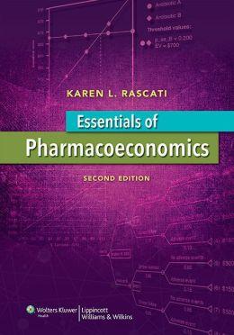 Pharmacoeconomics of essentials pdf