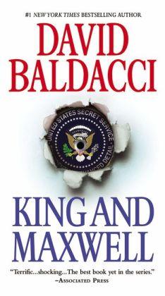 David baldacci king and maxwell book list