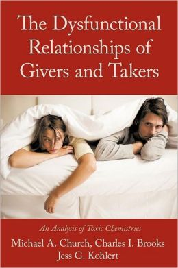 takers and givers in a relationship