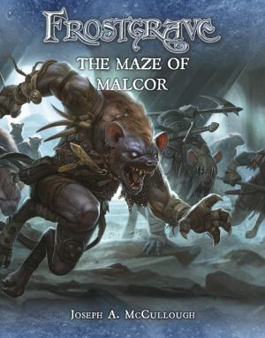 Frostgrave: The Maze of Malcor pdf free