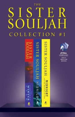 The Sister Souljah Collection 1 The Coldest Winter Ever border=