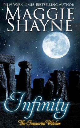 Infinity (Immortal Witches) Maggie Shayne