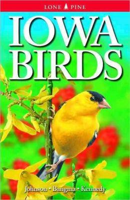 Iowa Birds Ann Johnson, Jim Bangma and Gregory Kennedy