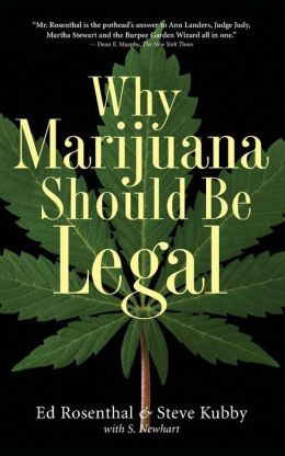 Why Marijuana Should Be Illegal