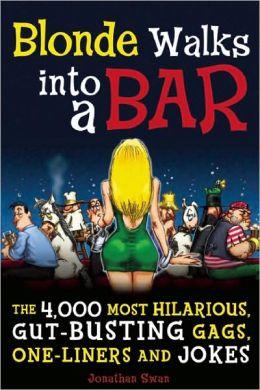 Blonde Bar Jokes 24