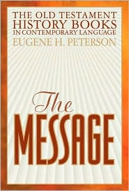 The Message Old Testament History Books Eugene H. Peterson