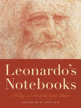 Leonardos notebooks writing and art of the great masters key