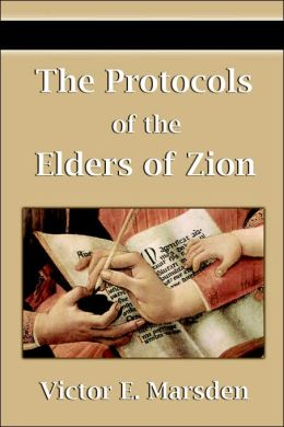 PROTOCOLS LEARNED OF ZION ELDERS OF THE