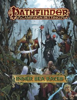 Pathfinder campaign setting inner sea races