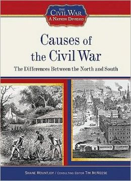 Difference Between the North and the South during the ... |Civil War North And South Differences