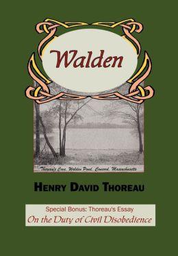 Thoreau essay walden