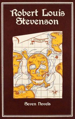 Robert louis stevenson books in order