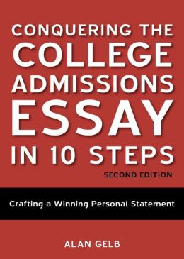 Writing college admission essay vs personal statement