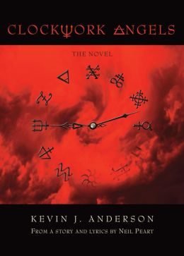 Clockwork Angels by Kevin J. Anderson | 9781770411210 ...