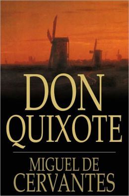An analysis of the novel the adventures of don quixote by miguel cervantes