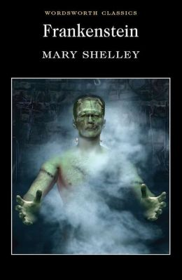 A description of the story of frankenstein by mary shelley