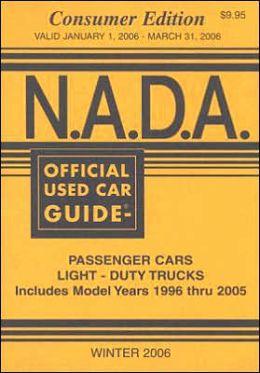 Nada blue book value used cars