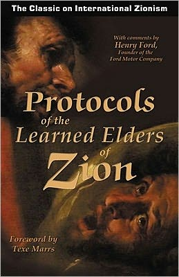 OF THE ELDERS LEARNED OF ZION PROTOCOLS