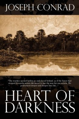 Image result for book cover heart of darkness