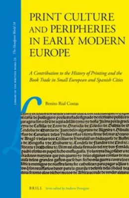 Cultures of print essays on the history of the book