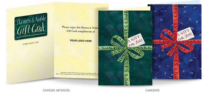 Gift Cards Co-Branding | Barnes & Noble®