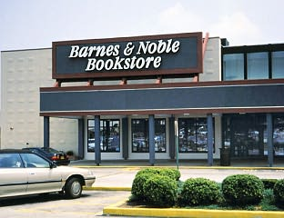 Barnes & Noble Book Store at Broomall