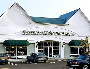 Barnes & Noble Book Store at Redwood City