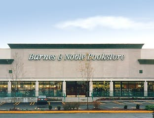 Barnes & Noble Book Store at Woodland Park